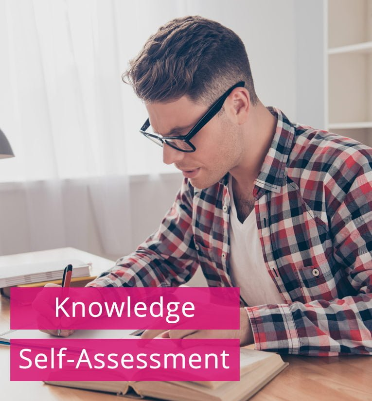 Knowledge self assessment - Become an optician